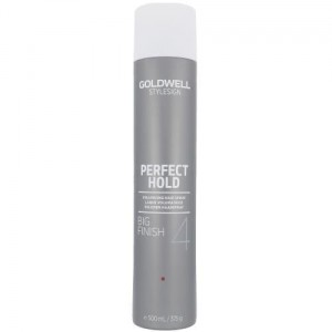 Goldwell StyleSign Perfect Hold Big Finish lakier zwiększający objętość  500ml