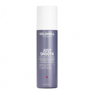 Goldwell Stylesign Just Smooth  SMOOTH CONTROL wygładzający spray do suszenia  200ml