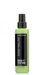 Matrix Total Results Texture Games Spray do fal z solą morską 125ml