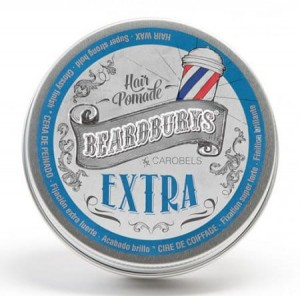 Beardburys Extra Strong pomada do włosów 100 ml