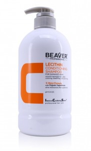 Beaver Lecithin Concentrate szampon lecytynowy 750ml