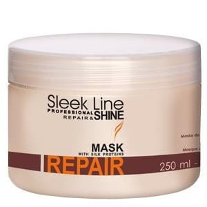 Stapiz Professional Sleek Line Repair maska z jedwabiem 250ml