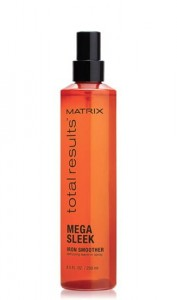 Matrix Mega Sleek Iron Smoother spray ochronny do prostowania włosów 250ml