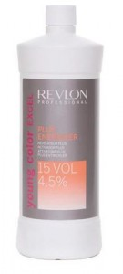Revlon Young Color Excel Plus 15 VOL (4,5%)oxydant 900 ml