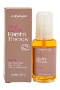Alfaparf olejek do włosów  Lisse Design Keratin Therapy 50 ml