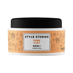 Alfaparf Style Stories Funk Clay - pasta do stylizacji 150 ml