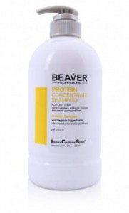 Beaver Protein Concentrate szampon proteinowy 750ml