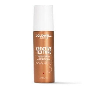 Goldwell Stylesign Creative Texture Showcaser mocny wosk w piance  125 ml